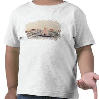 Main Street, Fort Gary T Shirt