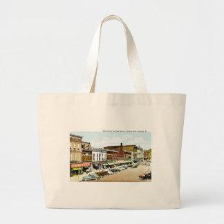 Main Street, Ridgway, PA Jumbo Tote Bag