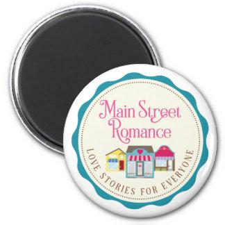 Main Street Romance Magnet