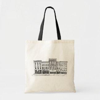 Main Street Tote Budget Tote Bag