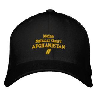 Maine 12 MONTH COMBAT TOUR Baseball Cap