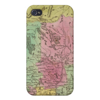 Maine 19 iPhone 4 cover