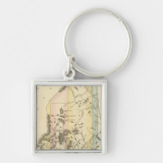 Maine 9 key ring