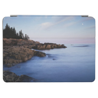 Maine, Acadia National Park, Moonset iPad Air Cover