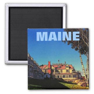 Maine (Bar Harbor) Magnet