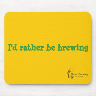 Maine Brewing Supply Mouse Pad