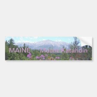 Maine bumper sticker 008
