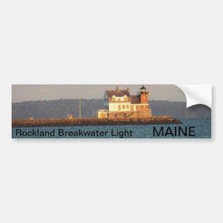 Maine bumper sticker 010 car bumper sticker