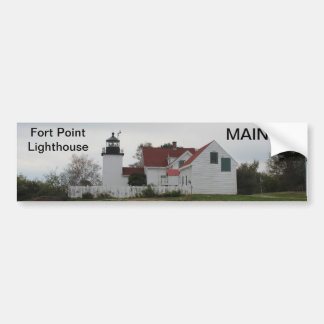 Maine bumper sticker 014