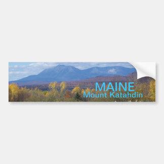 Maine bumpersticker 005 bumper sticker