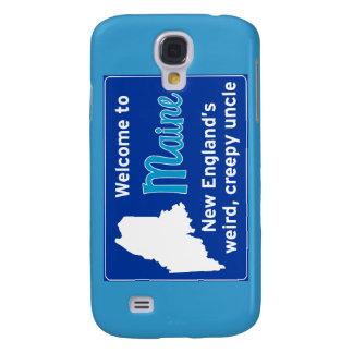 Maine Galaxy S4 Case