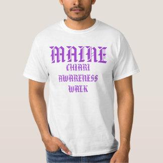MAINE, CHIARI AWARENESS WALK T-Shirt