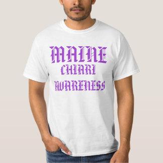 MAINE, CHIARI AWARENESS WALK TEE SHIRT