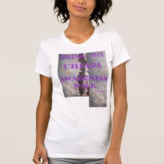 MAINE CHIARI WALK SEPT T-Shirt