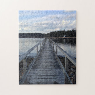 Maine Coast Jigsaw Puzzle