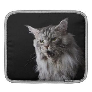 Maine Coon cat 2 iPad Sleeve