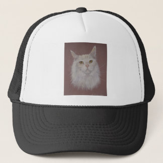 Maine Coon cat - Ally Trucker Hat