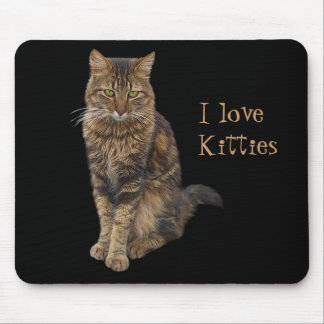 Maine Coon Cat Mouse Pads