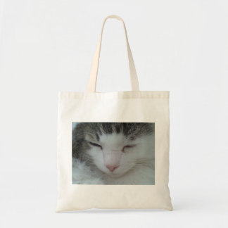 Maine Coon Cat Photo Image 2 - Budget Tote Bag