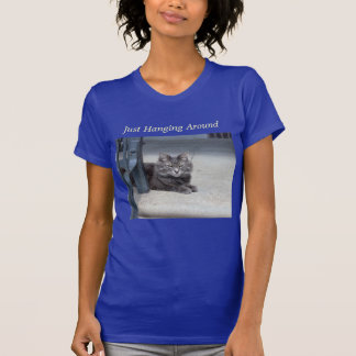 Maine Coon Cat Photo T Shirts