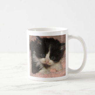 Maine Coon Kitten Coffee Mug