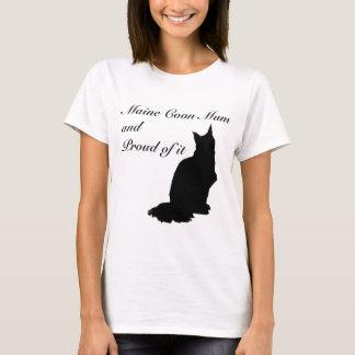 Maine Coon Mum T-Shirt