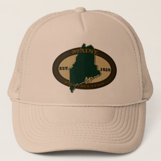 Maine Est 1820 Trucker Hat