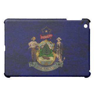 Maine Flag iPad Mini Cover