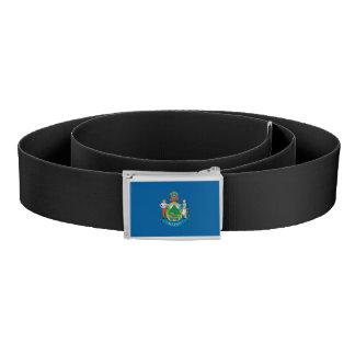 MAINE Flag Belt