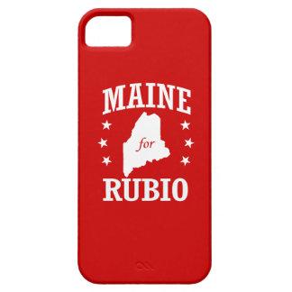 MAINE FOR RUBIO iPhone 5 CASE