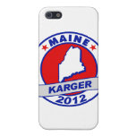 Maine Fred Karger Cover For iPhone 5