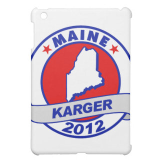 Maine Fred Karger iPad Mini Cases