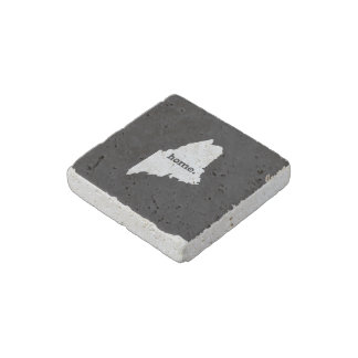 Maine Home Stone Magnet