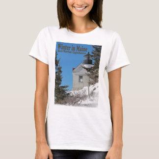 Maine in Winter T-Shirt