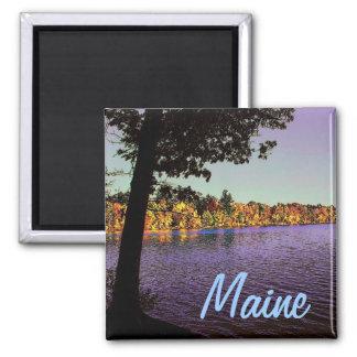 Maine Lake Magnet