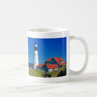 Maine Lighthouse 5 Coffee Mug