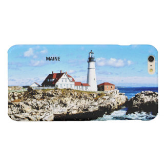 MAINE LIGHTHOUSE iPhone 6 PLUS CASE