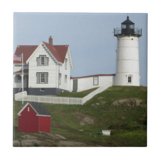 Maine Lighthouse Tile