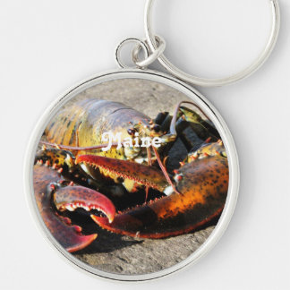Maine Lobster Key Ring