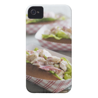Maine Lobster Roll Case-Mate iPhone 4 Case
