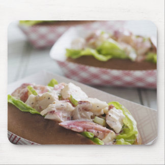 Maine Lobster Roll Mouse Mat