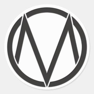 Maine Logo Sticker