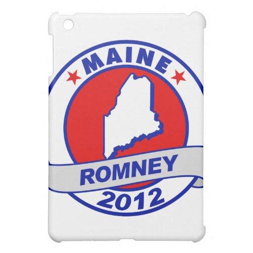 Maine Mitt Romney Cover For The iPad Mini