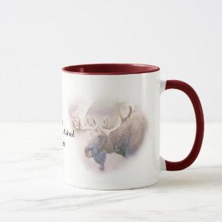 Maine Moose 11 oz. Coffee Mug
