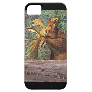 Maine Moose Barely There iPhone 5 Case