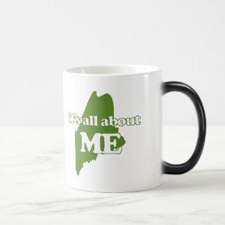 Maine Morphing Mug