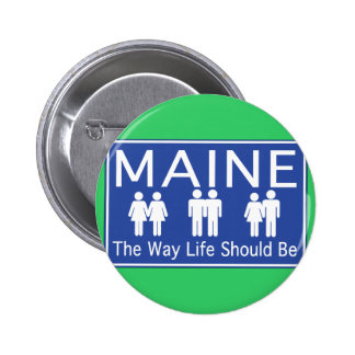 Maine Moving Forward Button