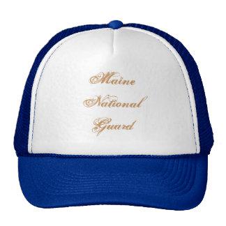 Maine National Guard Mesh Hats