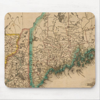 Maine, New Hampshire, Vermont 2 Mouse Pad