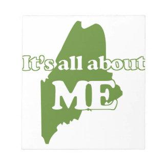 Maine Notepad